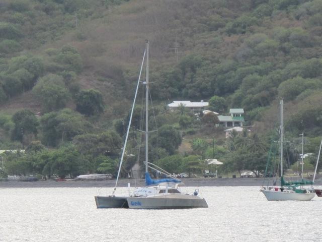"""Ramin-Catamaran """"Baju"""""""